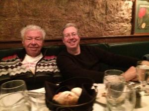 my grandpa & uncle