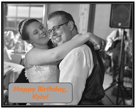 Kyle Birthday