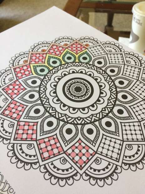 Lots of time for some adult coloring