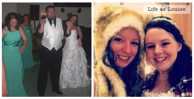 Our weddings!