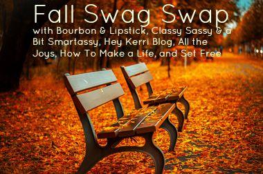 Fall Swag