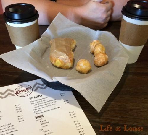 Dough Co Doughnuts and Coffee