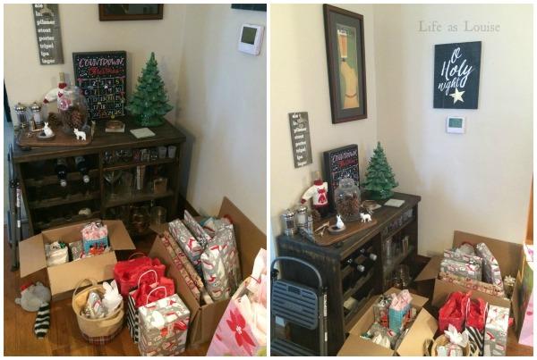 What a Christmas wreck... ha.