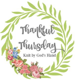 Image result for knit by god's hand thankful thursday